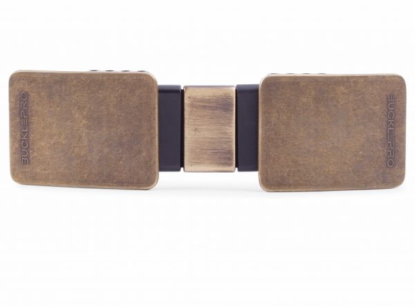 Cinturon Oro Viejo 01 scaled - BUCKLEPRO - OLD GOLD