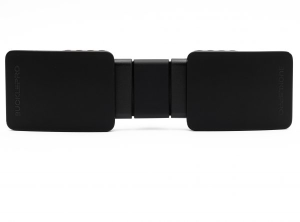 Negro Frontal final scaled - BUCKLEPRO - BLACK